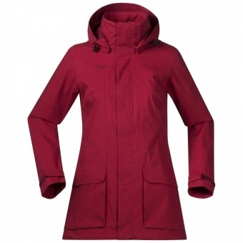 Bergans Syvde Lady Jacket Bergans Syvde Lady Jacket Farbe / color: red/burgundy ()