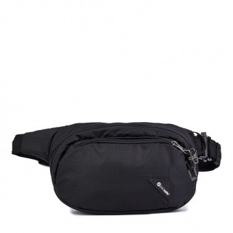 Pacsafe Vibe 100 Anti-Theft Hip Pack Pacsafe Vibe 100 Anti-Theft Hip Pack Farbe / color: jet black ()