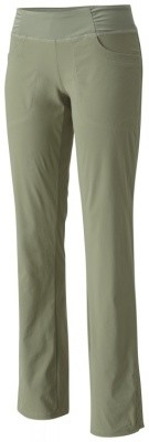 Mountain Hardwear Dynama Pant Women Mountain Hardwear Dynama Pant Women Farbe / color: green fade ()