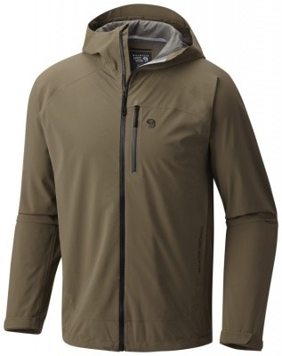 Mountain Hardwear Stretch Ozonic Jacket Mountain Hardwear Stretch Ozonic Jacket Farbe / color: darklands ()