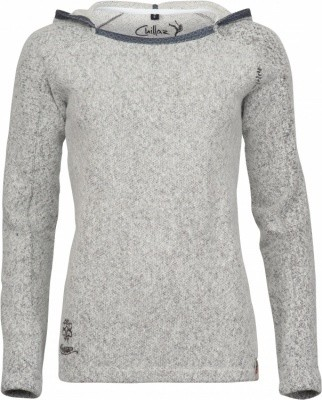 Chillaz Bergamo Ornament Logo Women Chillaz Bergamo Ornament Logo Women Farbe / color: grey melange ()