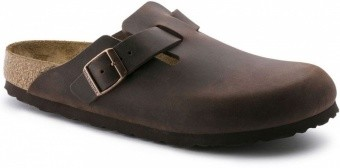 Birkenstock Boston Oiled Leather Birkenstock Boston Oiled Leather Farbe / color: habana ()