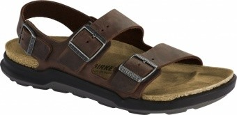 Birkenstock Milano CT Oiled Leather Birkenstock Milano CT Oiled Leather Farbe / color: habana ()