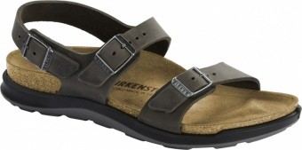 Birkenstock Sonora CT Oiled Leather Birkenstock Sonora CT Oiled Leather Farbe / color: iron ()