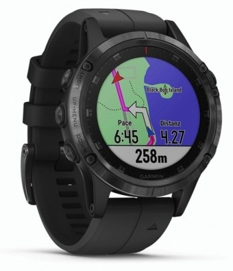Garmin fenix® 5 Plus Garmin fenix® 5 Plus Farbe / color: schwarz ()