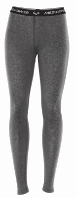 Merinopower Women 1.5 All Season Full Tight Merinopower Women 1.5 All Season Full Tight Farbe / color: grey melange ()