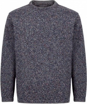 IrelandsEye Roundstone Sweater Men IrelandsEye Roundstone Sweater Men Farbe / color: navy marl ()