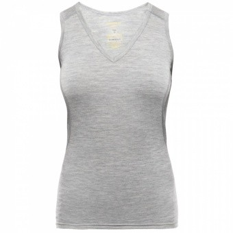 Devold Breeze Woman Singlet Devold Breeze Woman Singlet Farbe / color: grey melange 770A ()