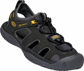 Keen Men Solr Sandal Keen Men Solr Sandal Farbe / color: black/gold ()