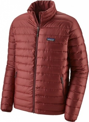 Patagonia Mens Down Sweater Patagonia Mens Down Sweater Farbe / color: oxide red ()