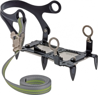 Edelrid 6-Point Edelrid 6-Point Farbe / color: lead ()