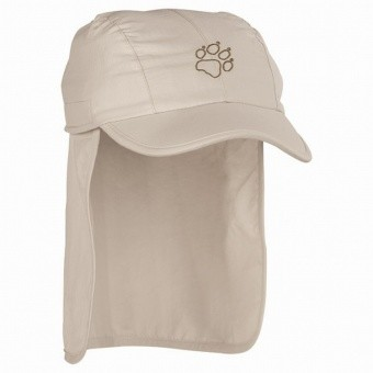 Jack Wolfskin Kids Supplex Sun Cap Jack Wolfskin Kids Supplex Sun Cap Farbe / color: ivory ()