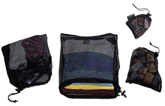 Cocoon Mesh Stuff Sacks Cocoon Mesh Stuff Sacks Farbe / color: black ()