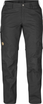 Fjällräven Karla Zip Off Trousers Fjällräven Karla Zip Off Trousers Farbe / color: dark grey ()