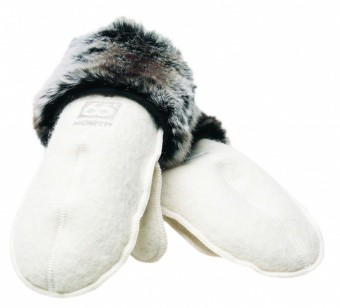 66 NORTH Kaldi Arctic Mittens 66 NORTH Kaldi Arctic Mittens Farbe / color: off white ()