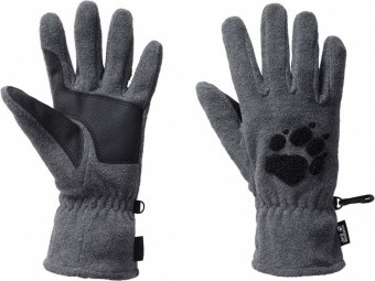 Jack Wolfskin Paw Gloves Jack Wolfskin Paw Gloves Farbe / color: grey heather ()