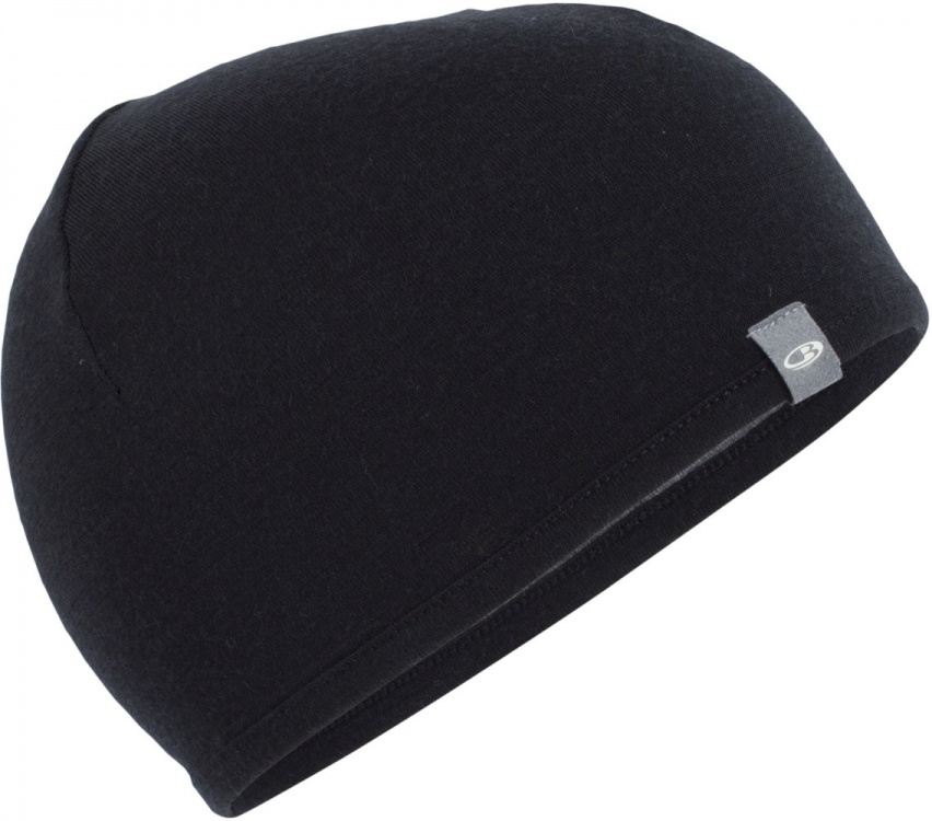 Icebreaker Pocket Hat Icebreaker Pocket Hat Farbe / color: black/gritstone ()