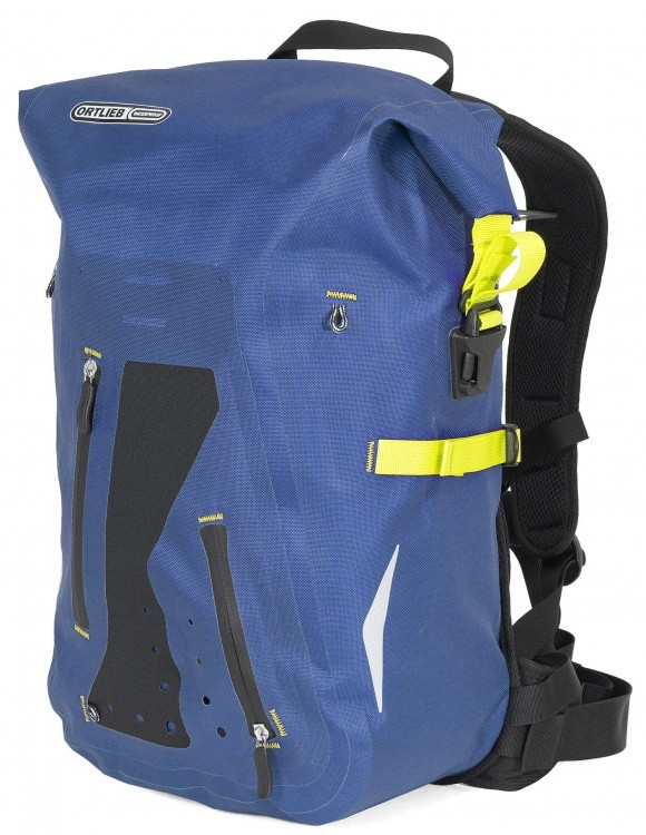 Ortlieb Packman Pro 2 Ortlieb Packman Pro 2 Farbe / color: steel blue/yellow ()
