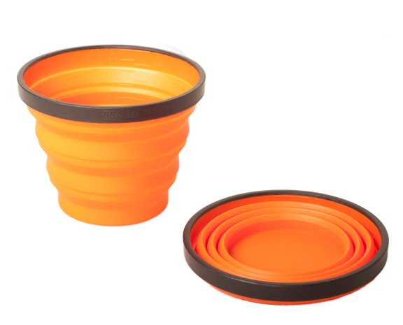 Sea to Summit X-Mug Sea to Summit X-Mug Farbe / color: orange ()