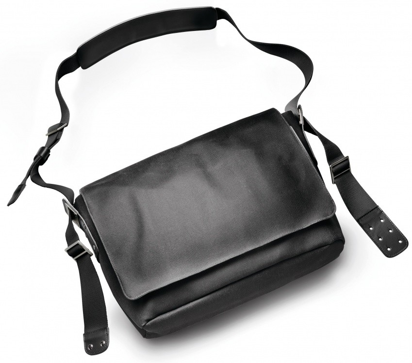 Brooks Barbican Shoulder Bag Brooks Barbican Shoulder Bag Farbe / color: total black ()