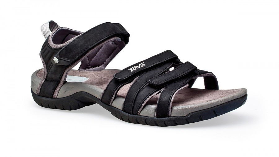 Teva Tirra Leather Women Teva Tirra Leather Women Farbe / color: black ()