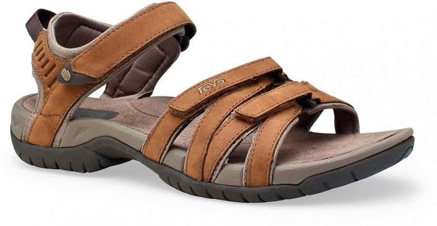 Teva Tirra Leather Women Teva Tirra Leather Women Farbe / color: rust ()