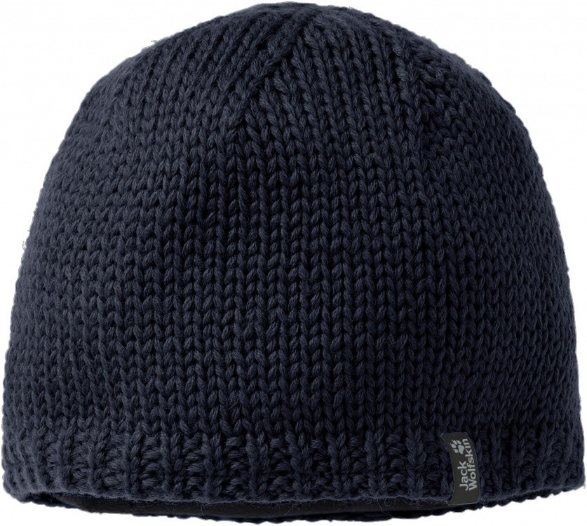 Jack Wolfskin Stormlock Knit Cap Jack Wolfskin Stormlock Knit Cap Farbe / color: night blue ()