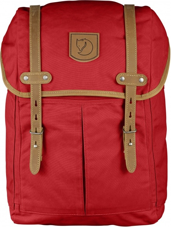 Fjällräven Rucksack No. 21 Medium Fjällräven Rucksack No. 21 Medium Farbe / color: red ()