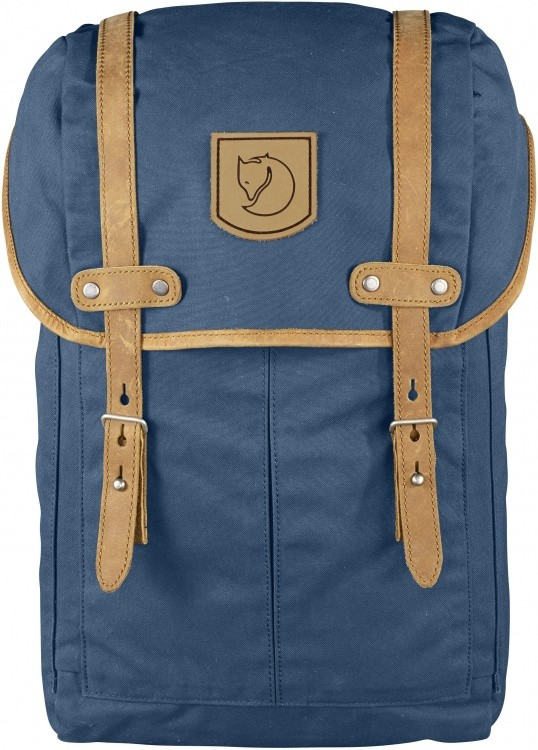 Fjällräven Rucksack No. 21 Small Fjällräven Rucksack No. 21 Small Farbe / color: uncle blue ()