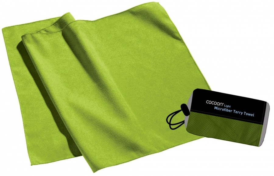 Cocoon Microfiber Towel Ultralight Cocoon Microfiber Towel Ultralight Farbe / color: wasabi ()
