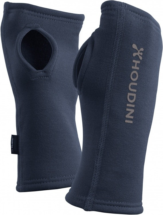 Houdini Power Wrist Gaiters Houdini Power Wrist Gaiters Farbe / color: blue illusion ()