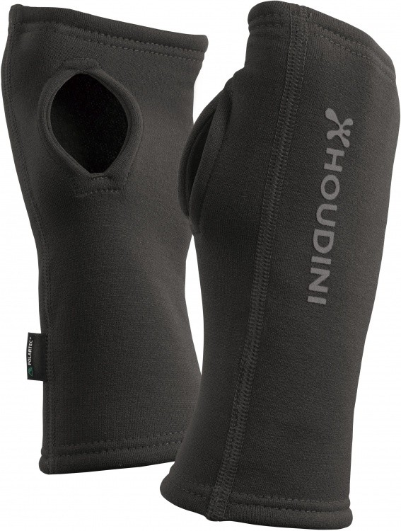 Houdini Power Wrist Gaiters Houdini Power Wrist Gaiters Farbe / color: true black ()
