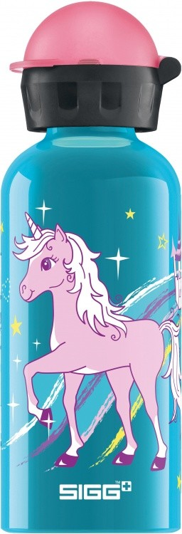 Sigg Bottle Kids 0,4 Liter Sigg Bottle Kids 0,4 Liter Farbe / color: bella unicorn ()