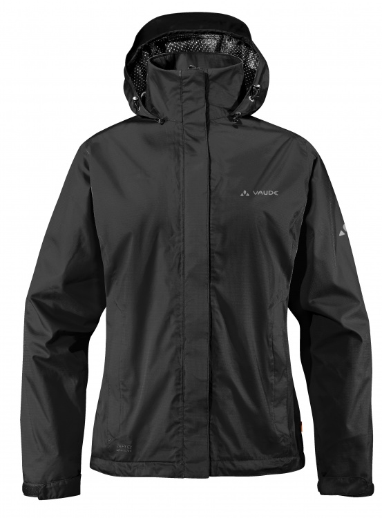 VAUDE Womens Escape Light Jacket VAUDE Womens Escape Light Jacket Farbe / color: black ()