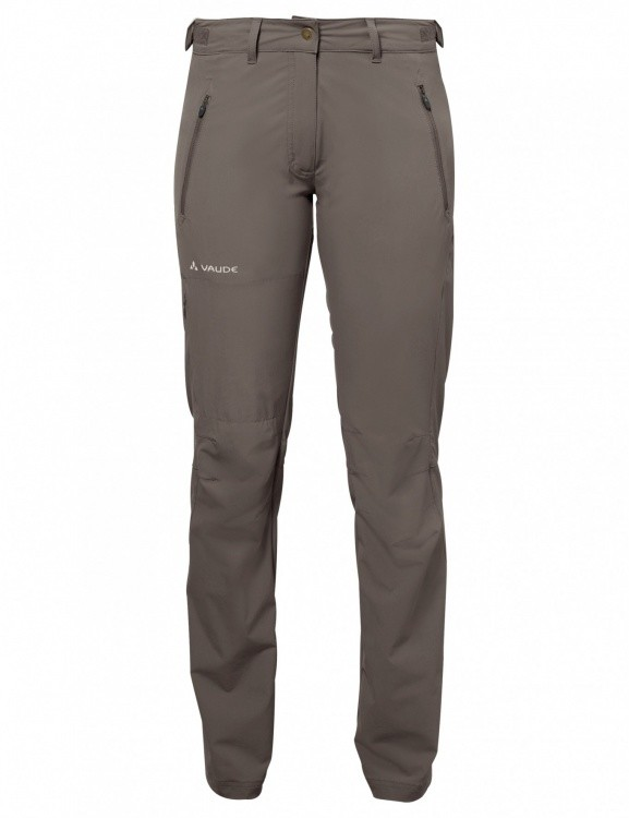 VAUDE Womens Farley Stretch Pants II VAUDE Womens Farley Stretch Pants II Farbe / color: coconut ()