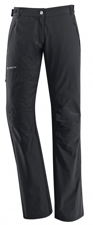 VAUDE Womens Farley Stretch Pants II VAUDE Womens Farley Stretch Pants II Farbe / color: black ()
