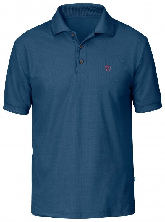 Fjällräven Crowley Pique Shirt Fjällräven Crowley Pique Shirt Farbe / color: uncle blue ()