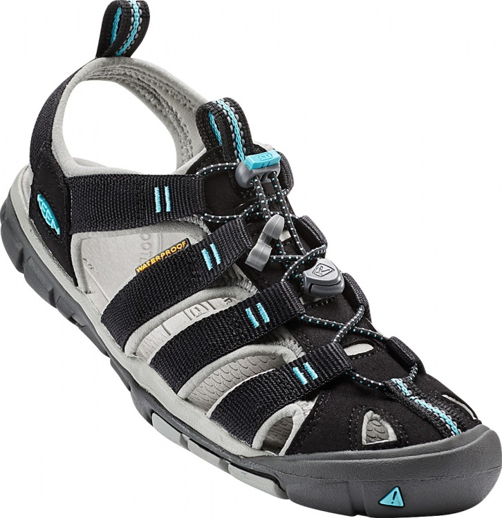 Keen Clearwater CNX Women Keen Clearwater CNX Women Farbe / color: black/radiance ()