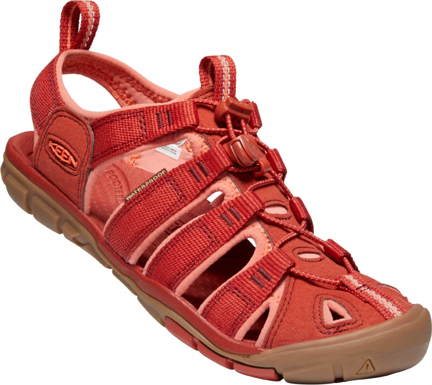 Keen Clearwater CNX Women Keen Clearwater CNX Women Farbe / color: dark red/coral ()