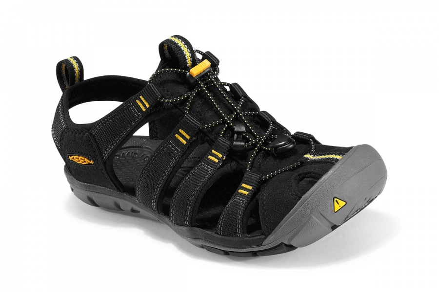 Keen Clearwater CNX Women Keen Clearwater CNX Women Farbe / color: black/yellow ()