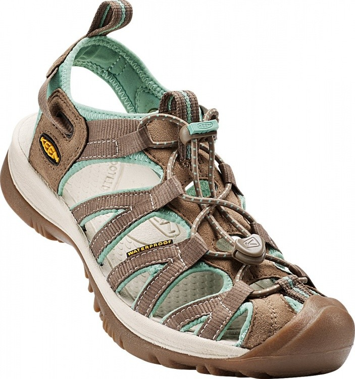 Keen Whisper Women Keen Whisper Women Farbe / color: shitake/malachite ()