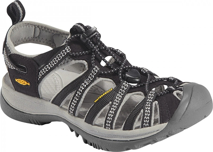 Keen Whisper Women Keen Whisper Women Farbe / color: black/neutral gray ()