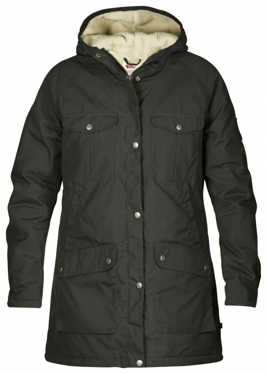 Fjällräven Greenland Winter Parka Women Fjällräven Greenland Winter Parka Women Farbe / color: mountain grey ()