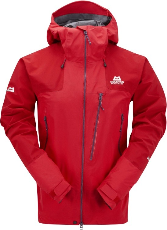 Mountain Equipment Lhotse Jacket Mountain Equipment Lhotse Jacket Farbe / color: imperial red/crimson ()