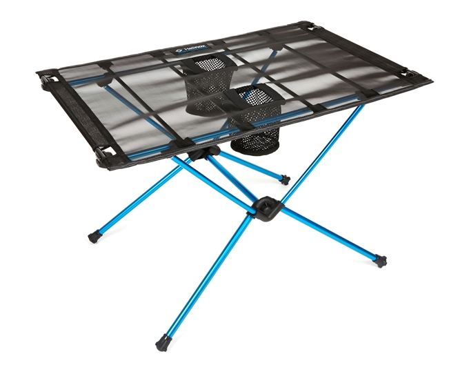 Helinox Table One Helinox Table One Farbe / color: black/blue ()