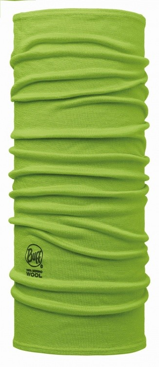 Buff Junior Merino Wool Buff Junior Merino Wool Farbe / color: lime ()