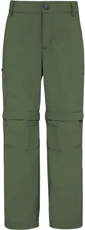 VAUDE Kids Detective ZO Pants II VAUDE Kids Detective ZO Pants II Farbe / color: cedar wood ()