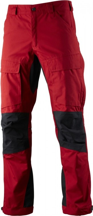 Lundhags Authentic Pant Lundhags Authentic Pant Farbe / color: red ()