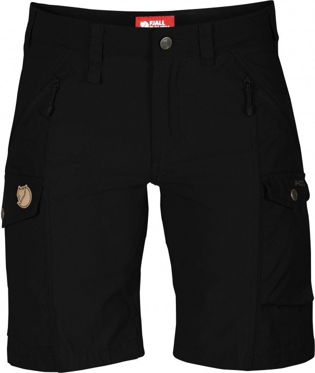 Fjällräven Nikka Shorts Women Fjällräven Nikka Shorts Women Farbe / color: black/black ()