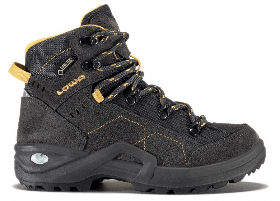 Lowa Kody III GTX MID Junior Lowa Kody III GTX MID Junior Farbe / color: anthracite/yellow ()